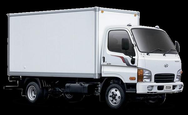 Camión de mudanzas ecuador