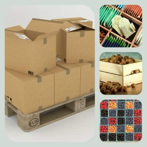 cajas de mudanza collage