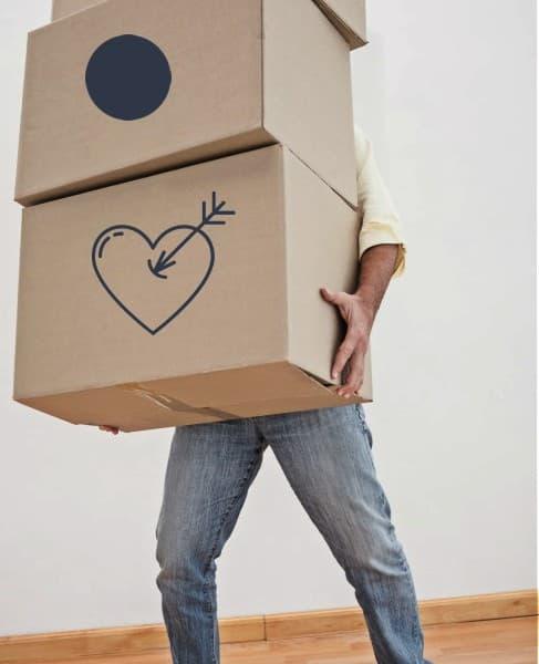 cajas pesadas para mudanza sur de quito